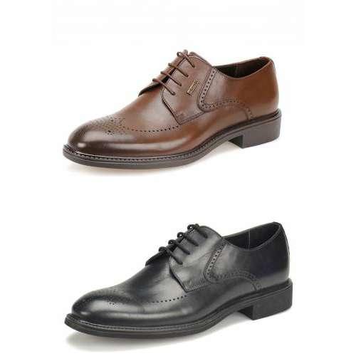 Mercedes Ramır Hakiki Deri Klasik Yeni Sezon Erkek Ayakkabı