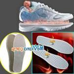 Ayak Isıtıcı Manyetik Terapi Turmalin Doğal Ayakkabı Ayak Isıtıcılı Tabanlık Ayak Isıtma Pedleri